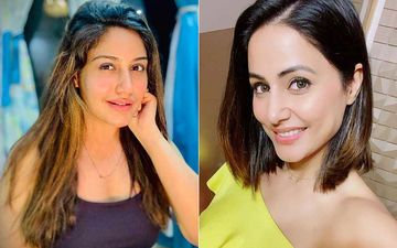 Naagin 5's Surbhi Chandna Says 'For Me, It Will Be Special If It Happens'; Reacts To The Possibility Of Working With Hina Khan On The Show