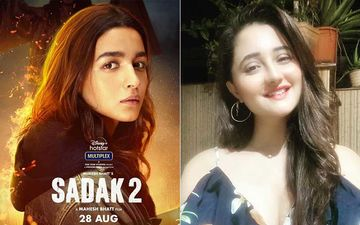 Bigg Boss 13's Rashami Desai Gets Trolled For Supporting Alia Bhatt's Sadak 2 On Social Media; Desai Clarifies Her Stance