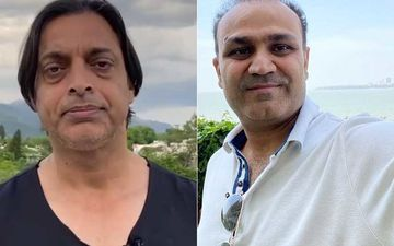 Shoaib Akhtar Reacts To Virendra Sehwag's 'Baap Baap Hota Hai' Story; Denies The Sledging Incident