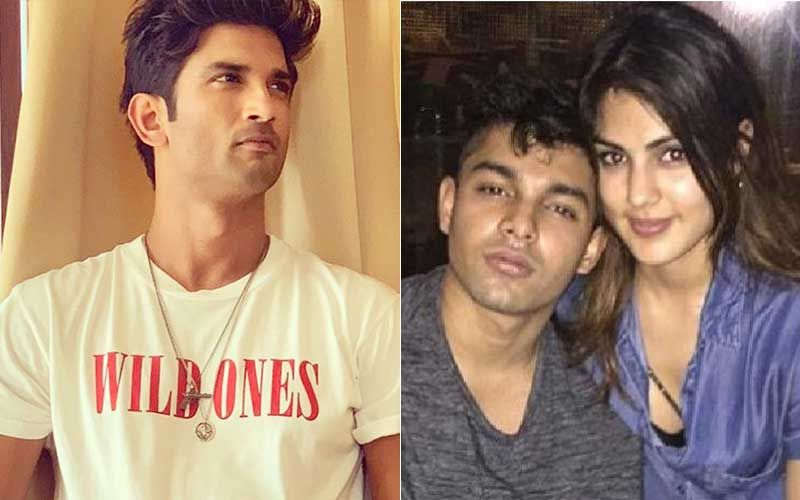 Sushant Singh Rajput Death: Rhea Chakraborty's Brother Showik Grilled By ED For 18-Hours; Abhishek Manu Singhvi To Represent Maharashtra Govt In SC