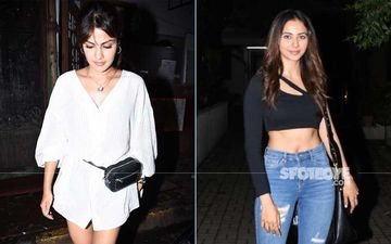 Rhea Chakraborty Reportedly Names Rakul Preet Singh In Drug Case: Old Video Of Rakul Talking About Flushing Out Drugs From The System Resurfaces