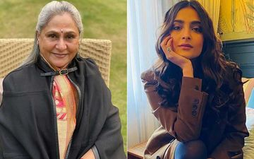 Sonam Kapoor Says She Wants To Be Jaya Bachchan When She Grows Up; Reacts To Veteran Actor Smashing 'Bollywood Is Gutter' Comment In Rajya Sabha
