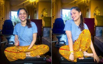 Ankita Lokhande Gets Trolled For Wearing 'OM' Printed Pyjamas; Fan Says 'You Should Not Wear This Lower, Isme Mantra And Om Likha Hai'