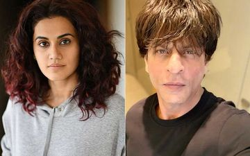 Taapsee Pannu Set To Feature In A Social Comedy Film Produced By Shah Rukh Khan? Deets INSIDE