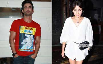 Sushant Singh Rajput Death: Another UNSEEN Video Sees The Late Actor Drawing Future Goals On A White Board; It Also Features GF Rhea Chakraborty