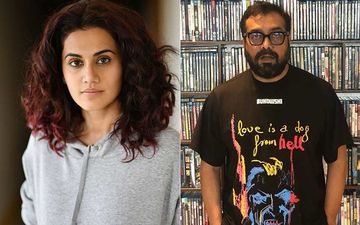 Taapsee Pannu Says If Anurag Kashyap Is Found Guilty In Sexual Harassment Allegations, She Will 'Break All Ties With Him'