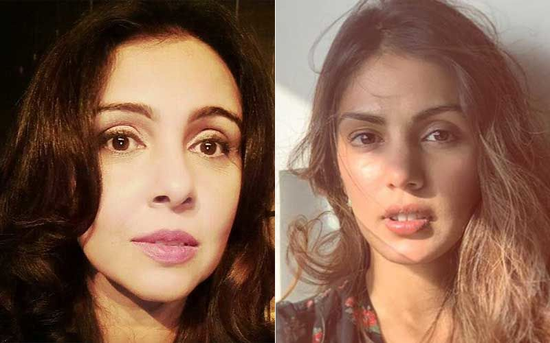 Suchitra Krishnamoorthi Slams 'Screamers Of Patriarchy' Over Rhea Chakraborty's Case; Takes A Dig At B-Town Celebs And Questions Their Silence