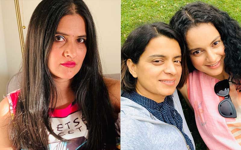 Sona Mohapatra Thanks Fans For Standing Out In Her Support Against Kangana Ranaut And Sister Rangoli's 'Hypocrisy'
