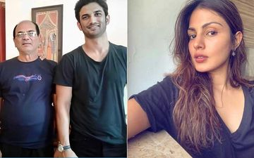 Sushant Singh Rajput Death: Call Records Reveal SSR And Father Remained In Touch; Busts Rhea Chakraborty's Claims?