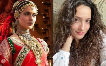 After Kangana Ranaut's Mumbai Office Was Demolished By BMC, Ankita Lokhande Calls Her Manikarnika Co-Star 'Braveheart'; Extends Support