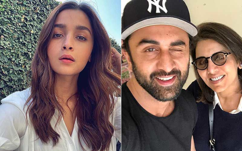 Alia Bhatt, Neetu Kapoor Rejoice As Ranbir Kapoor's Team Mumbai City FC Brings Home ISL Trophy; Drop Congratulatory Posts