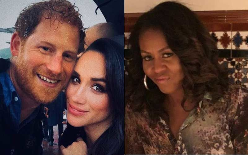 Prince Harry-Meghan Markle's Oprah Interview: Michelle Obama Reacts; Prays For The Couple, 'I Hope There Is Forgiveness'
