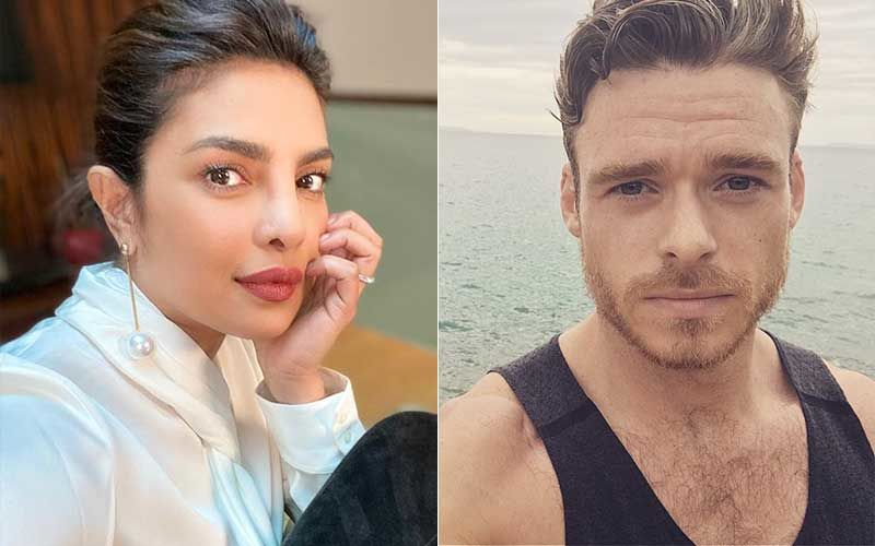 Priyanka Chopra Jonas And Richard Madden Slide Down A Rope In Unseen Pics From Sets Of Web Series Citadel; Actress And GoT Star Have Undeniable Chemistry