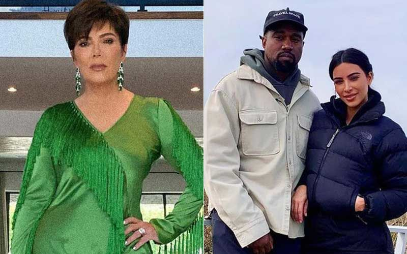 Kris Jenner Finally Breaks Silence On Daughter Kim Kardashian And Kanye West's Divorce: 'All I Want Is For Those Two Kids To Be Happy'