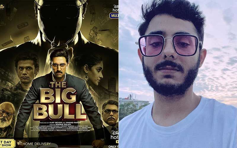 The Big Bull Trailer: Abhishek Bachchan's Fans Find Him Looking 'Amazingly Fantastic'; Netizens Congratulate CarryMinati For 'Yalgaar' Background Score