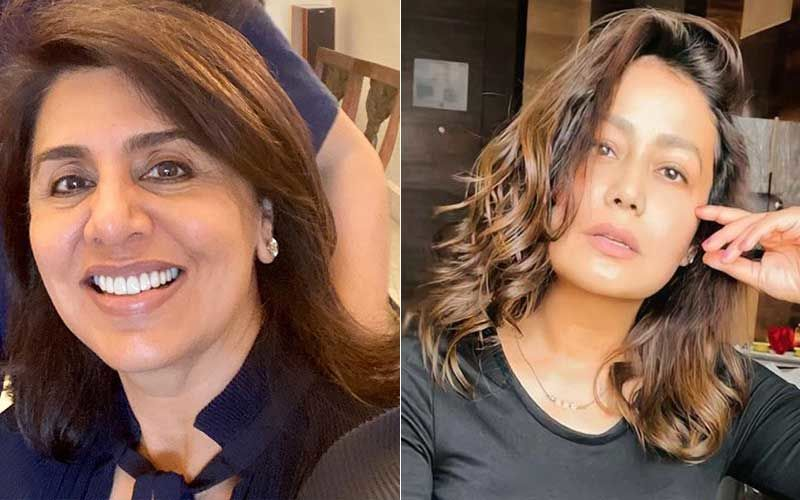 Indian Idol 12: Neetu Kapoor Gives NewlyWed Neha Kakkar 'Shagun'; Appears On The Singing Reality show As A Special Guest-WATCH Video
