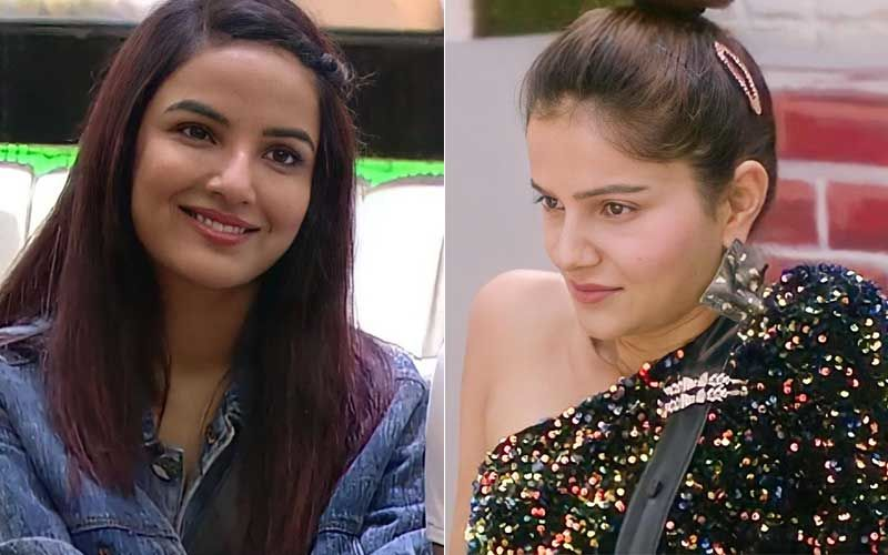 Jasmin Bhasin Performs On Rubina Dilaik's Song Marjaneya And Extends An Olive Branch By Tagging Her; Bigg Boss 14 Winner Reacts To Aly Goni's Post But Ignores Jasmin's