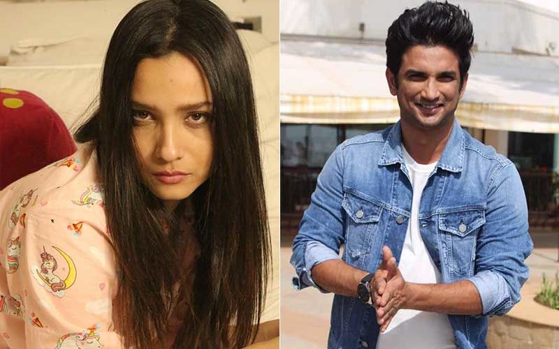 Anita Lokhande Shares Self-Clicked Pics With A Cryptic Message; Is She Hitting Back At Trolls After Her Interview On Late Ex-Bf Sushant Singh Rajput?
