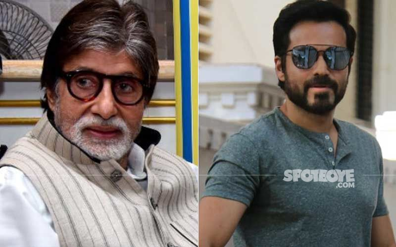 Chehre: Amitabh Bachchan Starrer Will Not Release In Theatres Amidst Rising COVID-19 Cases; Emraan Hashmi Informs, Says 'See You In Cinemas Soon'