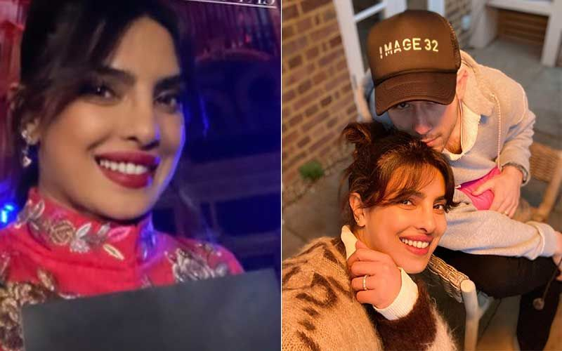 BAFTA Awards 2021: Priyanka Chopra Jonas Arrives With Her 'Hot Date' Nick Jonas; Shares Details On Upcoming Project Matrix 4, Talks About Her Time In London