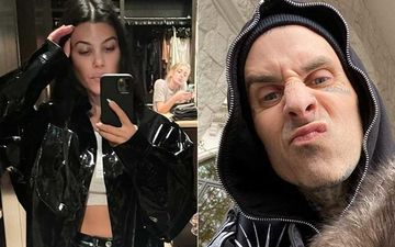 Kourtney Kardashian Birthday: Travis Barker Decorates His Ladylove's House With Her Favourite Flowers; Showers Surprises And Makes It Special For The KUWTK Star