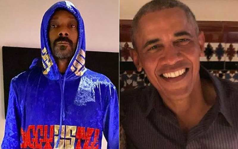 Did Snoop Dogg Rap About Smoking Weed With Former US President Barack Obama In His New Track 'Gang Signs'? Reports