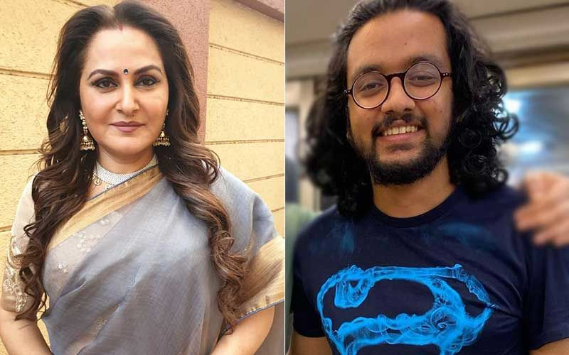 Indian Idol 12: Jaya Prada Gives Contestant Nihal A 'Champi'; Veteran Actress Complains About Latter's Crimpy Hair And Says 'I Would Like To Do A Hair Oil Massage On It'