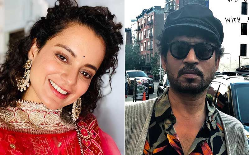 Throwback To When Kangana Ranaut Shared The Reason Why Irrfan Khan Said No To Working With Her In Films; Deets INSIDE