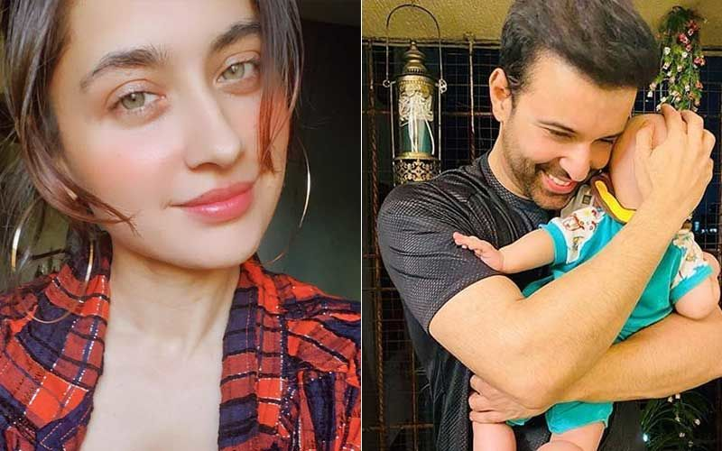 Sanjeeda Shaikh-Aamir Ali's Daughter Enjoys A Horse Ride On Beach Day; Actress Gives Fans A Glimpse Of Little One Calling Her 'My Precious'