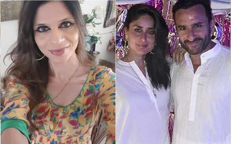 Saif Ali Khan's Sister Saba Ali Khan Shares A Rare Treasured Photo From Kareena Kapoor Khan And Saif's Nuptials; Calls It 'The Royal Wedding'