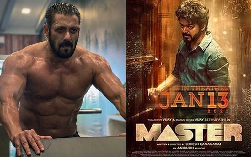 Salman Khan Approached For Hindi Remake Of Thalapathy Vijay Starrer Master? Deets INSIDE