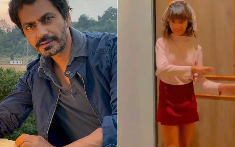 Nawazuddin Siddiqui's Daughter Shora Dances To The Beats Of Song Baarish Ki Jaaye; Proud Dad Shares Video And Showers Love For The 'Perfect Hook Step'