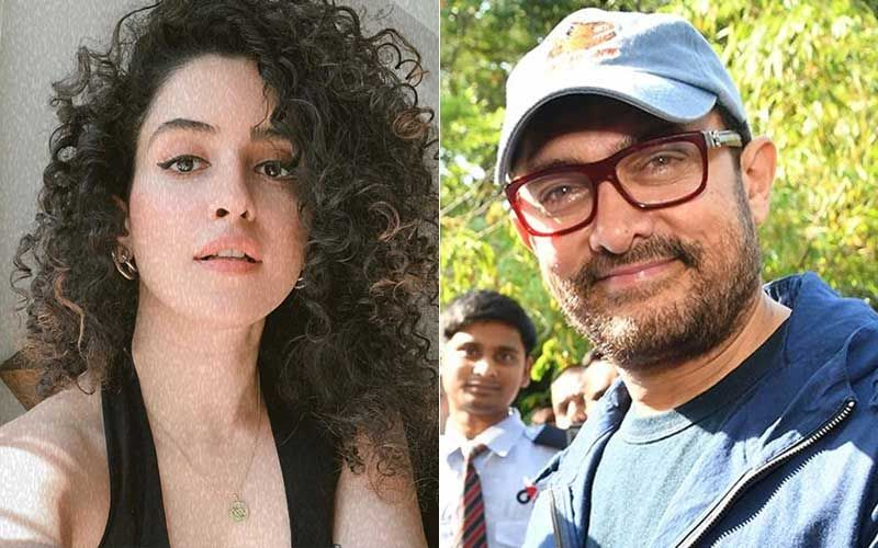 Sanya Malhotra On Dangal Co-Star Aamir Khan Being A Perfectionist; 'I Would Say He Is Very Passionate About His Work'