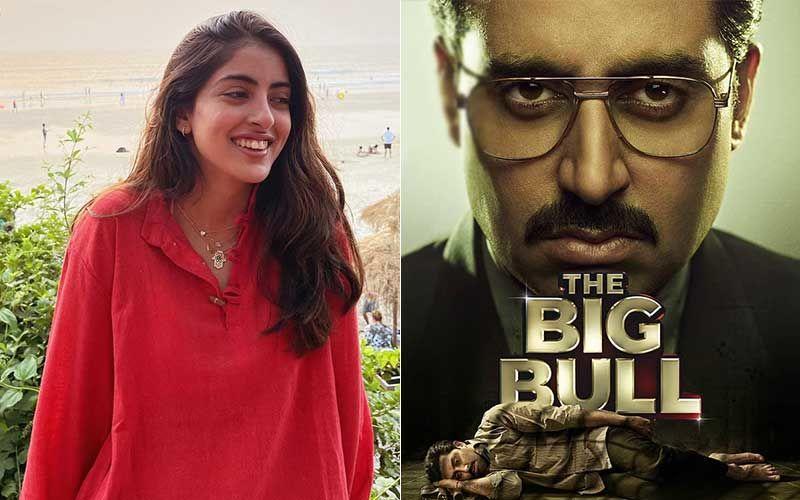 Navya Naveli Nanda Roots For Abhishek Bachchan's Film The Big Bull; Calls Her Mamu 'The One And Only Big Bull'