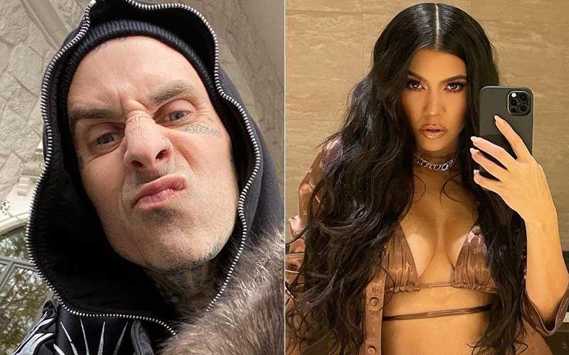 Travis Barker Has Inked Kourtney Kardashian's Name Close To His Heart? Deets INSIDE