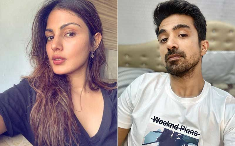 Sushant Singh Rajput's Ex-Girlfriend Rhea Chakraborty Spotted At Gateway Of India; Actress Was In Alibaug Celebrating Saqib Saleem's Birthday Along With Manish Malhotra-Deets INSIDE