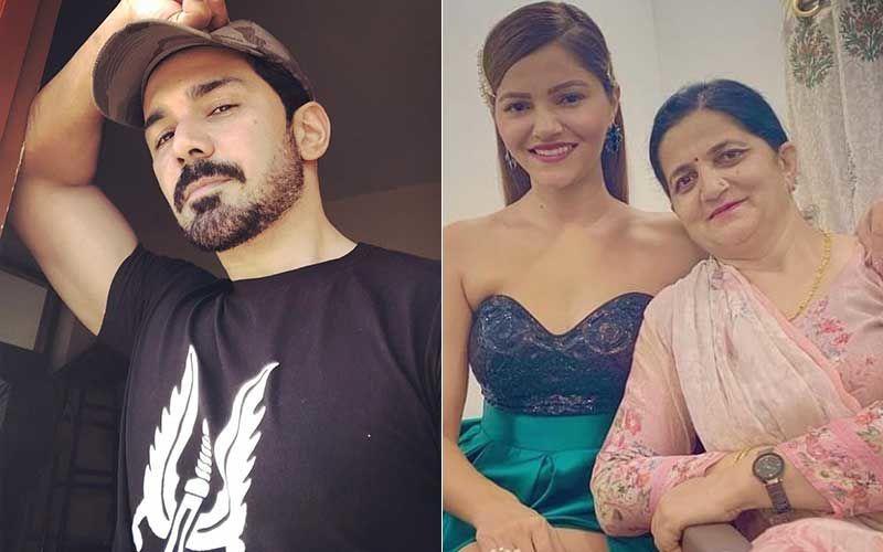 Abhinav Shukla's Mom-In-Law Wishes 'Genius Boy' Luck For Khatron Ke Khiladi 11; Asks Him To Not Worry About 'Princess' Rubina Dilaik