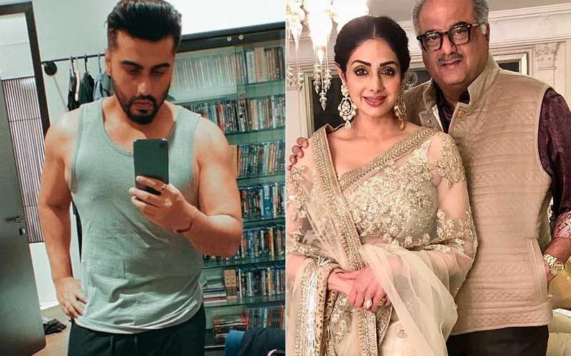 Arjun Kapoor On Father Boney Kapoor Leaving His Mom Mona To Marry Sridevi: 'I Can't Say I'm Okay, But I Understand It'