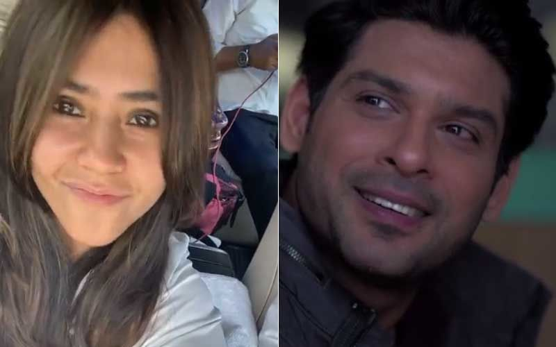 Ekta Kapoor Shares Throwback Video With Broken But Beautiful 3 Song Tere Naal Starring Sidharth Shukla; Gives A Glimpse Of What She Loves The Most-WATCH