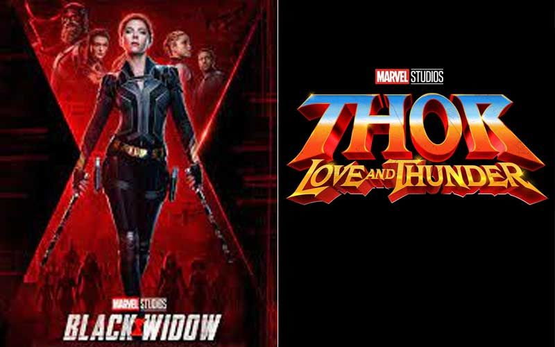 Black Widow, Eternals, Thor Love And Thunder And Others; Marvel Studios Announces Phase 4 Along With Release Dates Of 10 MCU Films-WATCH