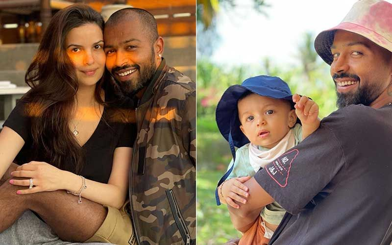 Hardik Pandya And Son Agastya Accompany Natasa Stankovic At The Gym; Father-Son Duo Entertain To The Fullest-WATCH Video