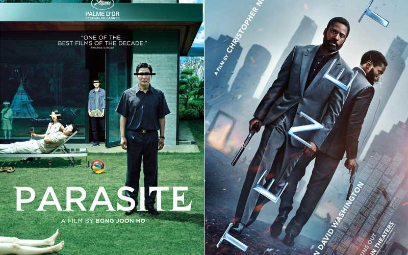 Academy Winning Film Parasite, Christopher Nolan's Tenet, Without Remorse And Others; Films On Amazon Prime Video To Watch During The Weekend Lockdown