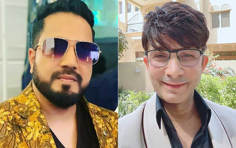 Mika Singh Requests Everyone To Not Compare Dogs With 'KRK Kutta'; Reacts To Fan Shot Video, Hits Back At The Self-Acclaimed Critic