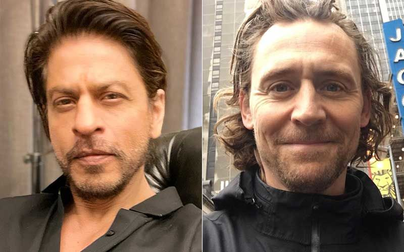 Shah Rukh Khan Calls Tom Hiddleston 'Kind' After Loki Drops SRK's Name During Word Association Game; Khan Says 'Hope There Is No Mischief Behind This Claim'