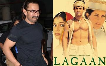 Aamir Khan's Production House Urges Fans To Join Them In '20 Years Of Lagaan' Celebration; Asks All To Showcase Their Artwork And Emotions For The Film