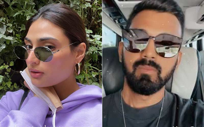 Athiya Shetty And Rumoured BF KL Rahul Drop Almost Similar Posts; Cricketer Shares Same Selfie And Caption As Actress