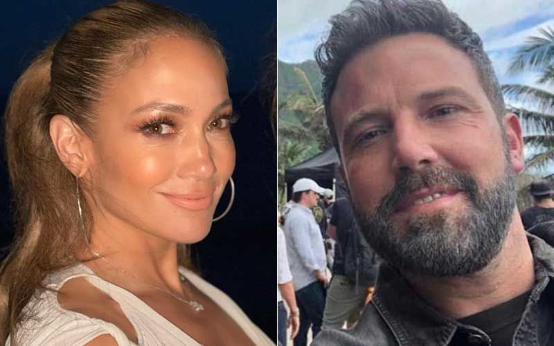 Jennifer Lopez And Ben Affleck's Steamy Kiss Screams 'It's Official'; Viral Video Of Bennifer's Cute Moment Leaves Fans In Frenzy