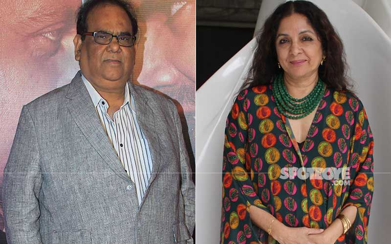 Filmmaker Satish Kaushik Had Offered To Tie The Knot With Neena Gupta When She Was Pregnant With Masaba Gupta? Read More About It HERE