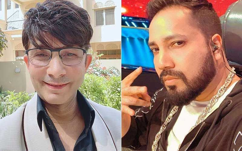 Mika Singh Claims Kamaal R Khan Is Banned In India Owing To Property Fraud; KRK Responds, Calls Singer 'Suar' In New Video