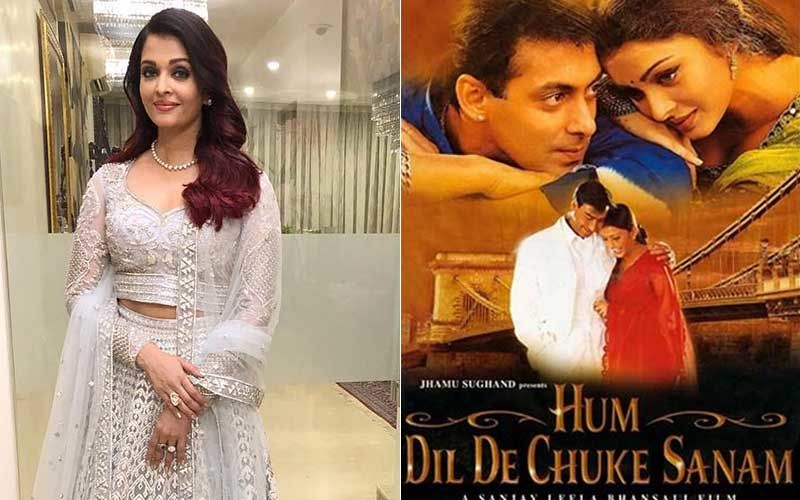 22 Years Of Hum Dil De Chuke Sanam: Aishwarya Rai Bachchan Posts Rare Pics From The Film And Calls It 'Evergreen'; Thanks Fans For Love